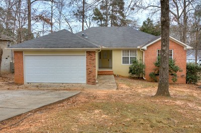 Grovetown Single Family Home For Sale: 1021 Durban Drive