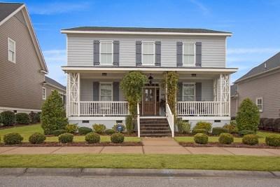 Evans Single Family Home For Sale: 303 N Sandhills Lane