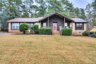 Martinez Single Family Home For Sale: 135 Glenora Drive