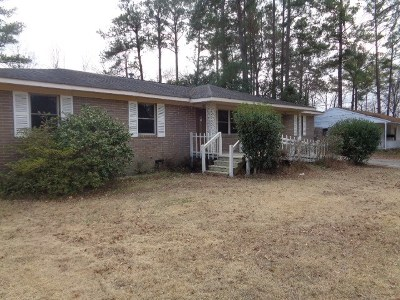 Augusta Single Family Home For Sale: 420 Warren Road