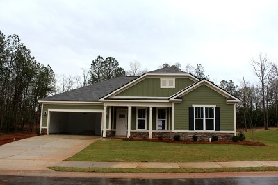 Grovetown Single Family Home For Sale: 111 Headwaters Drive
