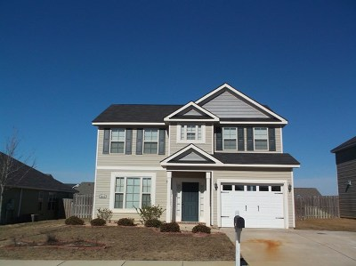 Augusta Single Family Home For Sale: 2009 Hatton Court