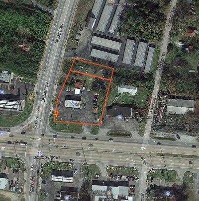 Augusta Residential Lots & Land For Sale: 1899 Gordon Hwy