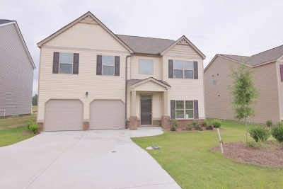 Augusta Single Family Home For Sale: 192 Sims Court