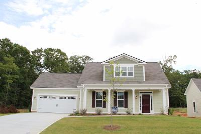 Augusta Single Family Home For Sale: 119 Headwaters Drive