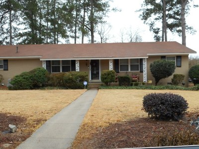Martinez Single Family Home For Sale: 4014 Fairfax Street