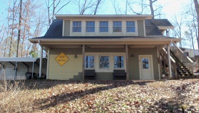Lincoln County Single Family Home For Sale: 1405 Broad River Scenic Drive