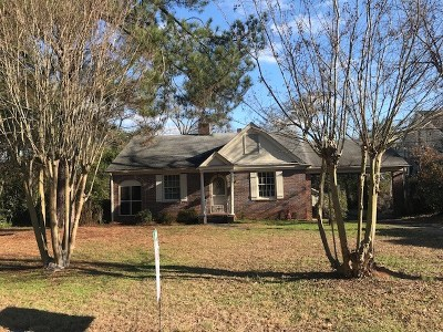 Augusta Single Family Home For Sale: 702 Hickman Road