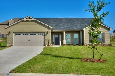 Augusta Single Family Home For Sale: 833 Burlington Drive