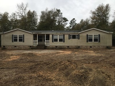 Richmond County Single Family Home For Sale: 4953 Old Waynesboro Road