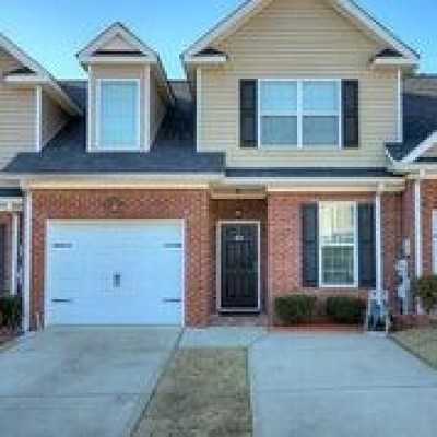 Augusta Single Family Home For Sale: 1407 Leigh Court
