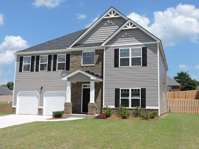 Augusta Single Family Home For Sale: 1549 Oglethorpe Drive