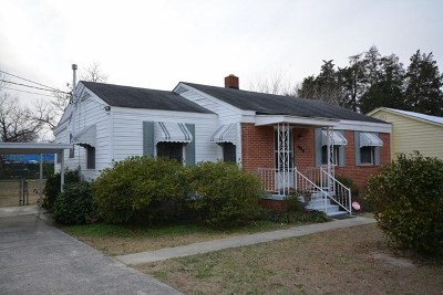 Augusta Single Family Home For Sale: 1929 Lionel Street
