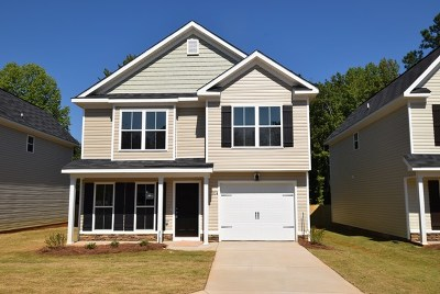 Grovetown Single Family Home For Sale: 704 Sycamore Court