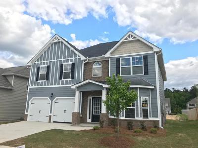 Grovetown Single Family Home For Sale: 1309 Eldrick Lane