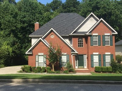Evans Single Family Home For Sale: 4683 Walnut Hill Drive