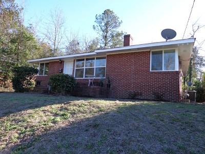 Augusta Single Family Home For Sale: 2718 Hazel Street