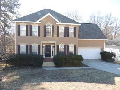 Evans Single Family Home For Sale: 4085 Eagle Nest Drive