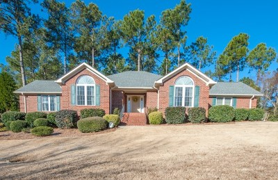 Aiken Single Family Home For Sale: 165 Sweet Bay Drive