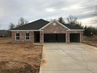 Hephzibah Single Family Home For Sale: 2683 New Hope Circle