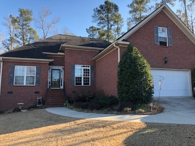 North Augusta Single Family Home For Sale: 3 Sidney Court