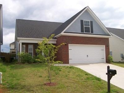 Grovetown Single Family Home For Sale: 1090 Grove Landing Lane