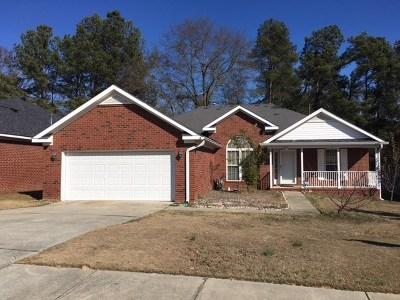 Grovetown Single Family Home For Sale: 1325 Wendell Lane