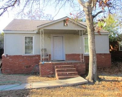 Augusta Single Family Home For Sale: 2409 Oak Ridge Street
