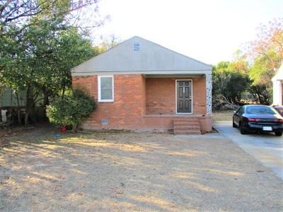 Augusta Single Family Home For Sale: 2411 Oak Ridge Street