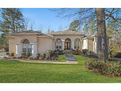 North Augusta Single Family Home For Sale: 520 Oak Creek Drive