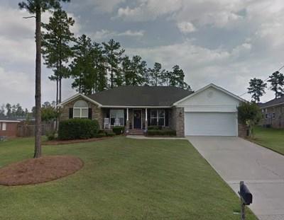 Hephzibah Single Family Home For Sale: 1845 Beaver Creek Lane