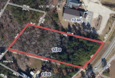 Columbia County Residential Lots & Land For Sale: 1238 Furys Ferry Road