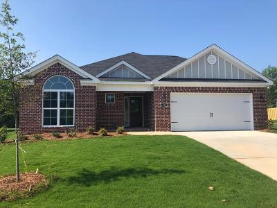 Grovetown Single Family Home For Sale: 4425 Raleigh Drive