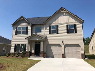 Augusta Single Family Home For Sale: 219 Sims Court