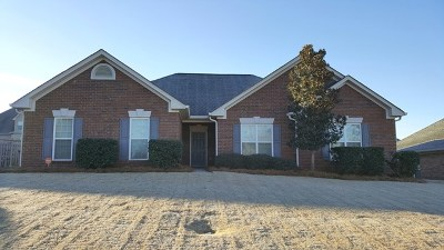 Grovetown Single Family Home For Sale: 1312 High Woods Pass