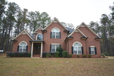 Grovetown Single Family Home For Sale: 416 Amys Way