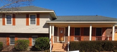 Augusta Single Family Home For Sale: 3505 Hilltop Drive