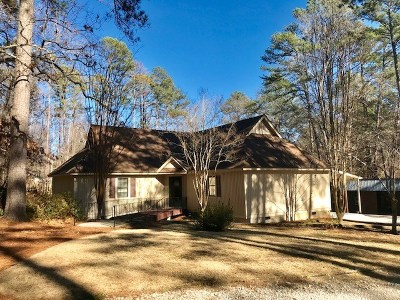 Appling Single Family Home For Sale: 2763 Stag Antler Road