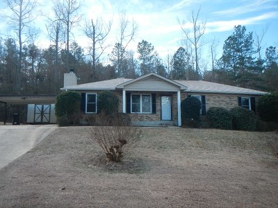 Columbia County, Richmond County Single Family Home For Sale: 2935 Roping Way