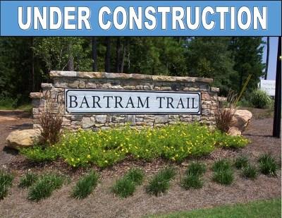 Bartram Trail Single Family Home For Sale: 4327 Sabal Drive