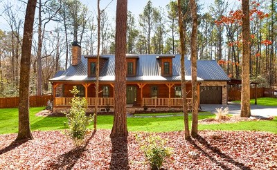 Columbia County Single Family Home For Sale: 5784 Spring Creek Road