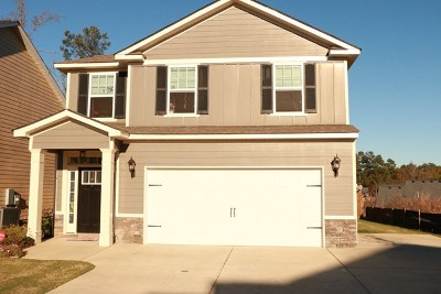 Grovetown Single Family Home For Sale: 422 Riley Lane