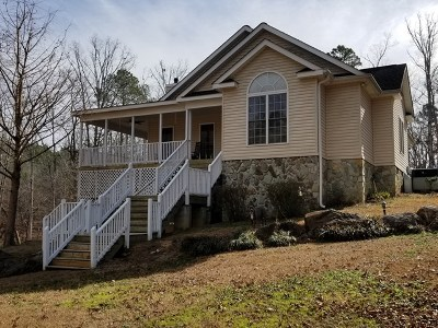 Appling Single Family Home For Sale: 5382 White Oak Road