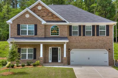 North Augusta Single Family Home For Sale: 1024 Dietrich Lane