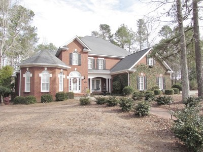 North Augusta Single Family Home For Sale: 535 Mount Vintage Plantation Drive