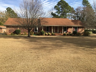 North Augusta Single Family Home For Sale: 214 Longmeadow Road