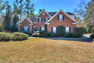 Aiken Single Family Home For Sale: 101 Sweetbay Drive