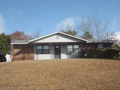 North Augusta Single Family Home For Sale: 621 Kershaw Drive