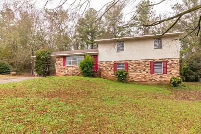 Augusta Single Family Home For Sale: 3031 Silverwood Drive