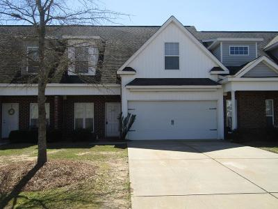 Grovetown Single Family Home For Sale: 1105 High Meadow Court